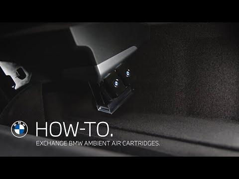 Musique publicité  BMW Exchange Cartouches à air ambiant BMW |  Pub BMW Comment faire 2021   Juillet 2021
