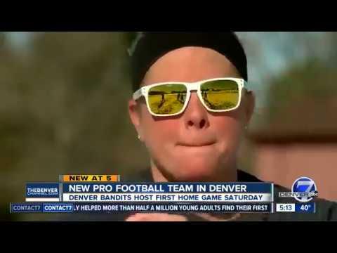 Mile High's Newest Professional Football Team