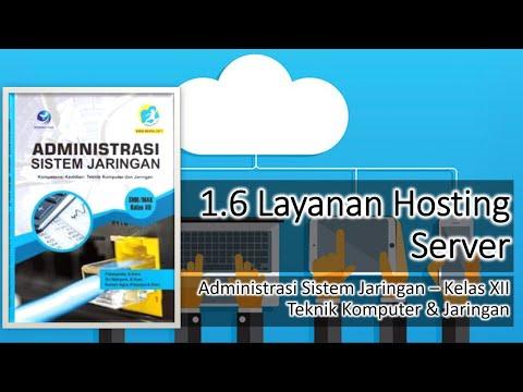 Video 1.6 - Fitur dan Layanan Web Hosting (Shared, Dedicated, Cloud & VPS Hosting)