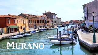 Our visit to Murano, Italy (near Venice) | Island of glass art