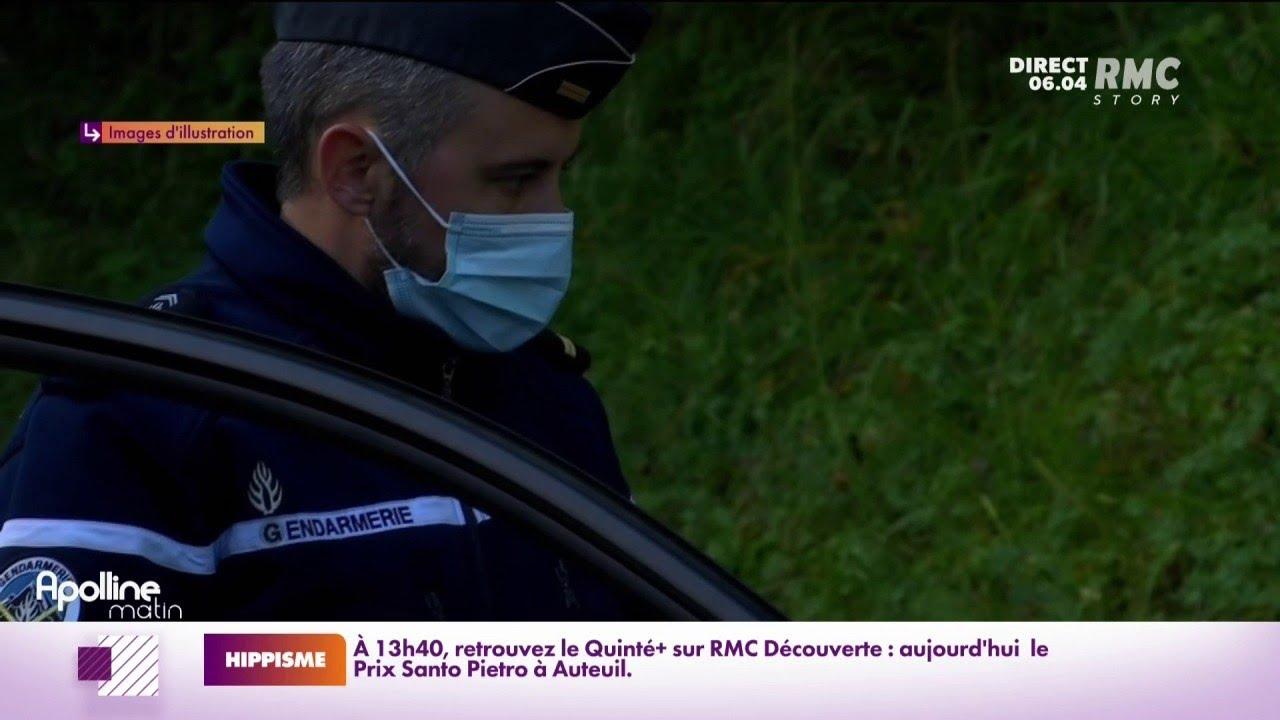 Un homme de 37 ans soupçonné d'avoir décapité son grand-père hier à Bollène, dans le Vaucluse.