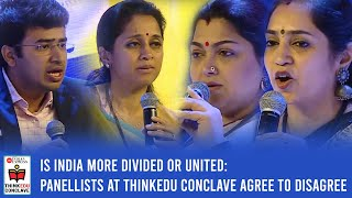 Is India more divided or united: Panellists at ThinkEdu Conclave agree to disagree