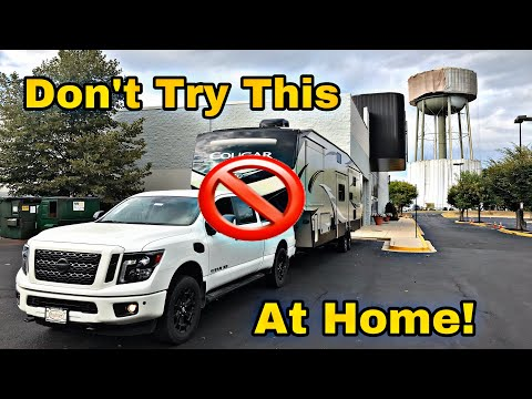 Is The 2019 Nissan Titan XD Capable Enough To Tow A Fifth Wheel???
