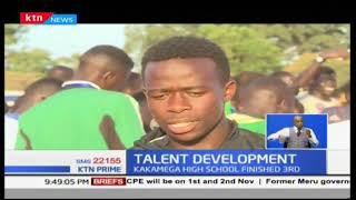 Kakamega High School 'green army' superstars get national call-up