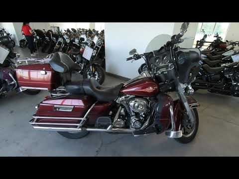 2008 Harley-Davidson Electra Glide Classic FLHTC