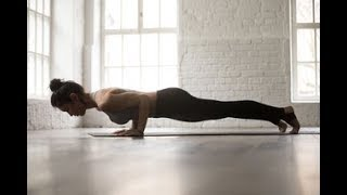 60 minute Intermediate Vinyasa Yoga with Anthea (December 2020)