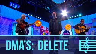 DMA's Perform 'Delete' Live on Soccer AM