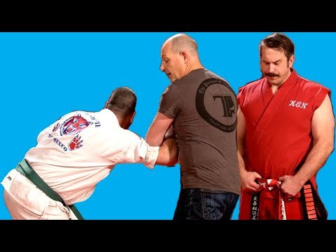 Master Ken vs. Some Guy