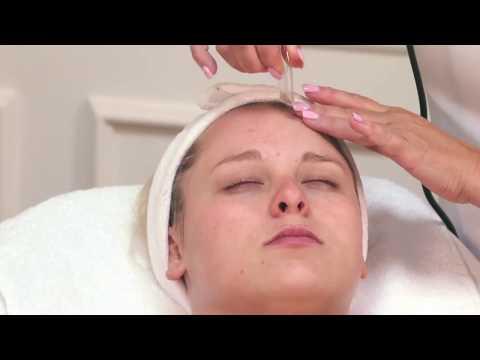 Medical face mask views