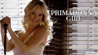 Caroline Forbes || Primadonna Girl