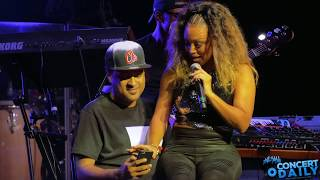 """Chante Moore performs """"Baby Can I Touch Your Body"""" live in Baltimore"""