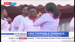 Embrace Kenya rally in Murang'a: Women leaders call for peace, love, unity | PART TWO