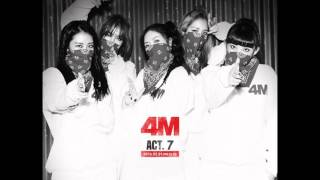 [AUDIO] 4MINUTE - 싫어(HATE) MP3