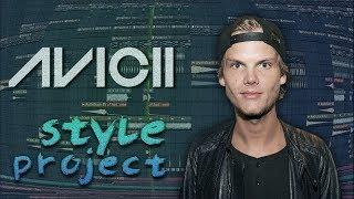 [FREE FLP] Avicii Style Project by Feider