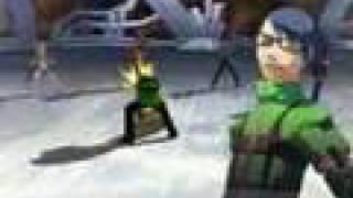 Persona 3 - Full Moon 10 Boss: Jin