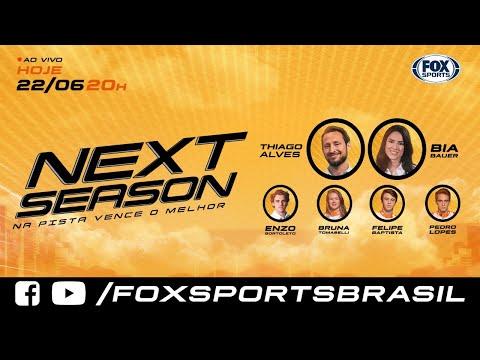 Next Season: Na pista vence o melhor - Veja ao vivo!