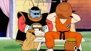 Ocean Vs Funimation Vs Kai: Goku Eats At King Kai's Planet Dub Comparison #3
