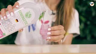 Жидкое средство для стирки белья Synergetic, 5 л от компании ИП Анищенко Д. Н., УНП 491154757 - видео