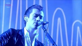 Arctic Monkeys - When The Sun Goes Down (Live HD Concert)