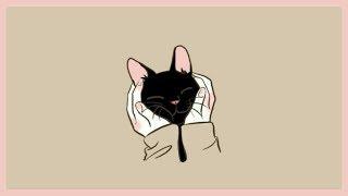""" I'm not going anywhere "" - lofi cute vibes mix"