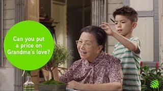 Money That Grandma Owes Me - A CNY 2017 Film By Maxis