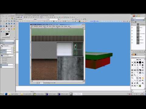 Bauen für Zusi (2): LOD-Testmodus, Texturgröße bestimmen, Geländeformer-Markierung