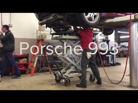 993 Carrera Engine Refresh