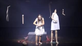 Nadine IB Theatre HL Task 1 Solo Theatre Piece Tadeusz Kantor