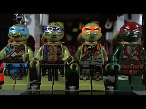 NEW LEGO LEONARDO FROM SET 79117 TEENAGE MUTANT NINJA TURTLES (TNT049)