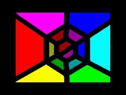 MACHINED zx-spectrum demo
