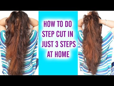 How to do step cut in just 3 steps