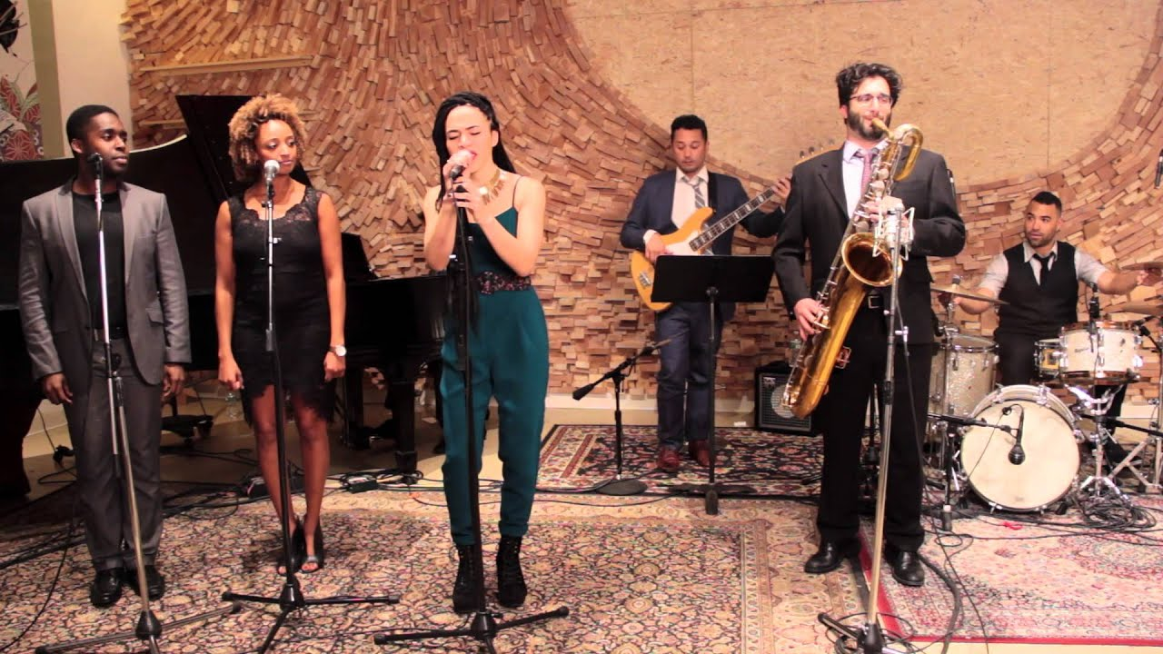 Such Great Heights – Jackson 5 – Style The Postal Service Cover ft. Kiah Victoria