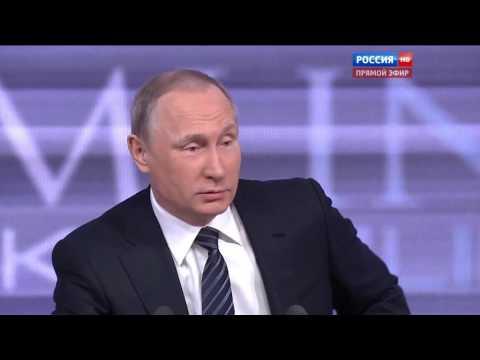 Анекдот Путина про белые и черные полосы