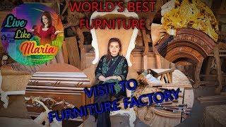 Chiniot Furniture | Visit To Chiniot Furniture Factory | Modern Furniture | Home Furniture Designs