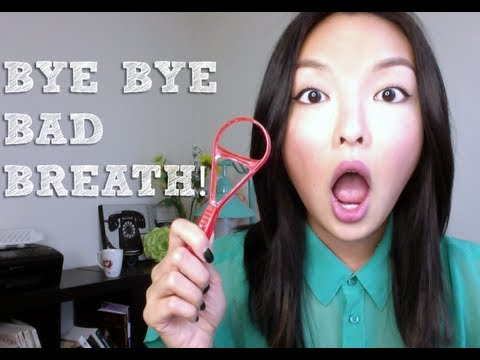 Video HOW TO: Get Rid of Bad Breath INSTANTLY!