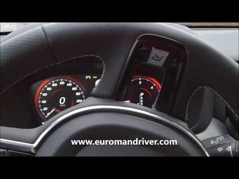 Awesome Volvo XC60 Test Drive Review 2018 With Euroman Driver - Most Safe Car!
