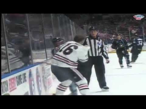Mike Liambas vs Cody Bass
