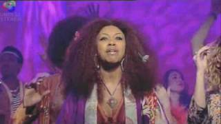 Sasha Allen and The Cast of Hair on Lorraine Kelly
