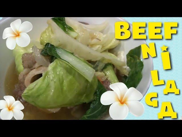 Beef-nilaga