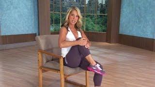 Denise Austin: Lower Body- Office Workout by BeFiT