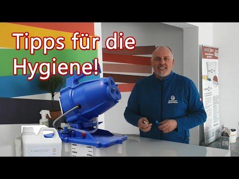 Tipps zur alltäglichen Hygiene