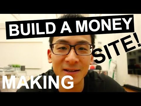 How To Build A Money Making Website - Money Making Ideas