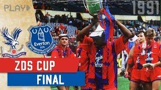 Crystal Palace v Everton   ZDS Cup Final