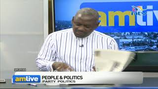 Why are those in coalesce with DP Ruto mentioned in mega corruption scandals? - Otiende