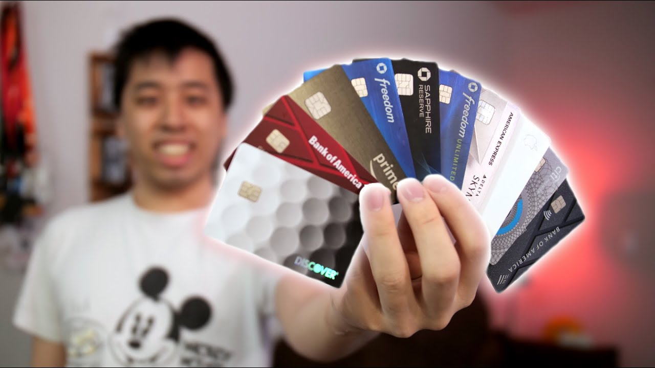 All 10 Credit Cards I utilize as a Global Trainee thumbnail