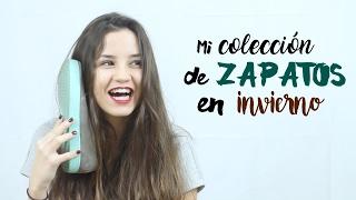 MI COLECCION DE ZAPATOS | Teresa Macetas