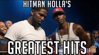 Hitman Holla Fight Compilation | Masked Inasense
