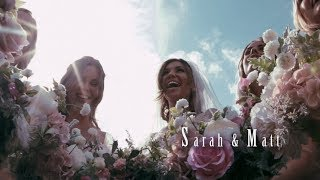 Go Together and Together You Will Be Strong. Sarah and Matt Wedding Film at Brown Edge Village Halls