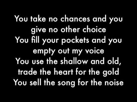 Churchill - Change (Lyrics)