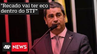 Coronel Tadeu: Descontentamento do presidente é o descontentamento do povo